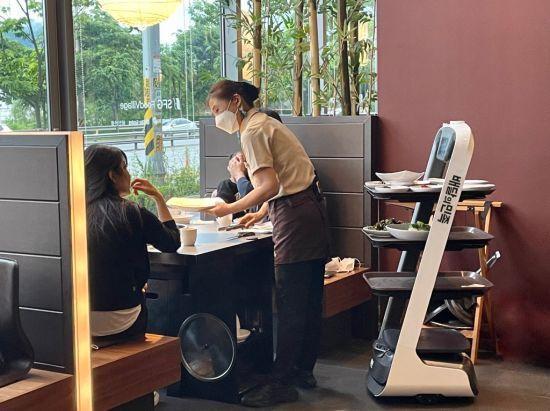 Hàn Quốc đang coi robot là động lực tăng trưởng trong tương lai