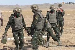 Xem pháo binh Việt Nam tập dượt tranh tài tại Army Games 2021