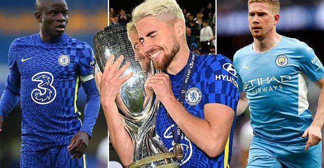 Rò rỉ Jorginho chiến thắng Cầu thủ xuất sắc nhất năm của UEFA