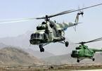 Taliban thu giữ hàng trăm trực thăng do Nga sản xuất