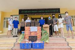 TiktokerCường Keng về quê nhà đang giãn cách cứu trợ lương thực