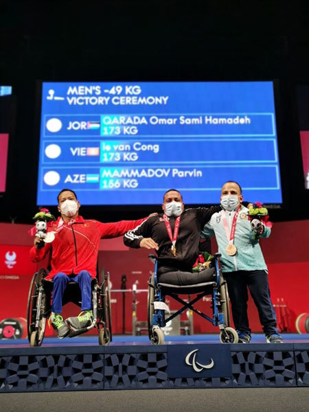 Paralympic,powerlifting
