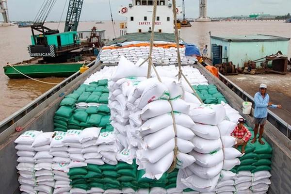 Giá gạo xuất khẩu rớt xuống mức thấp nhất trong 2 năm
