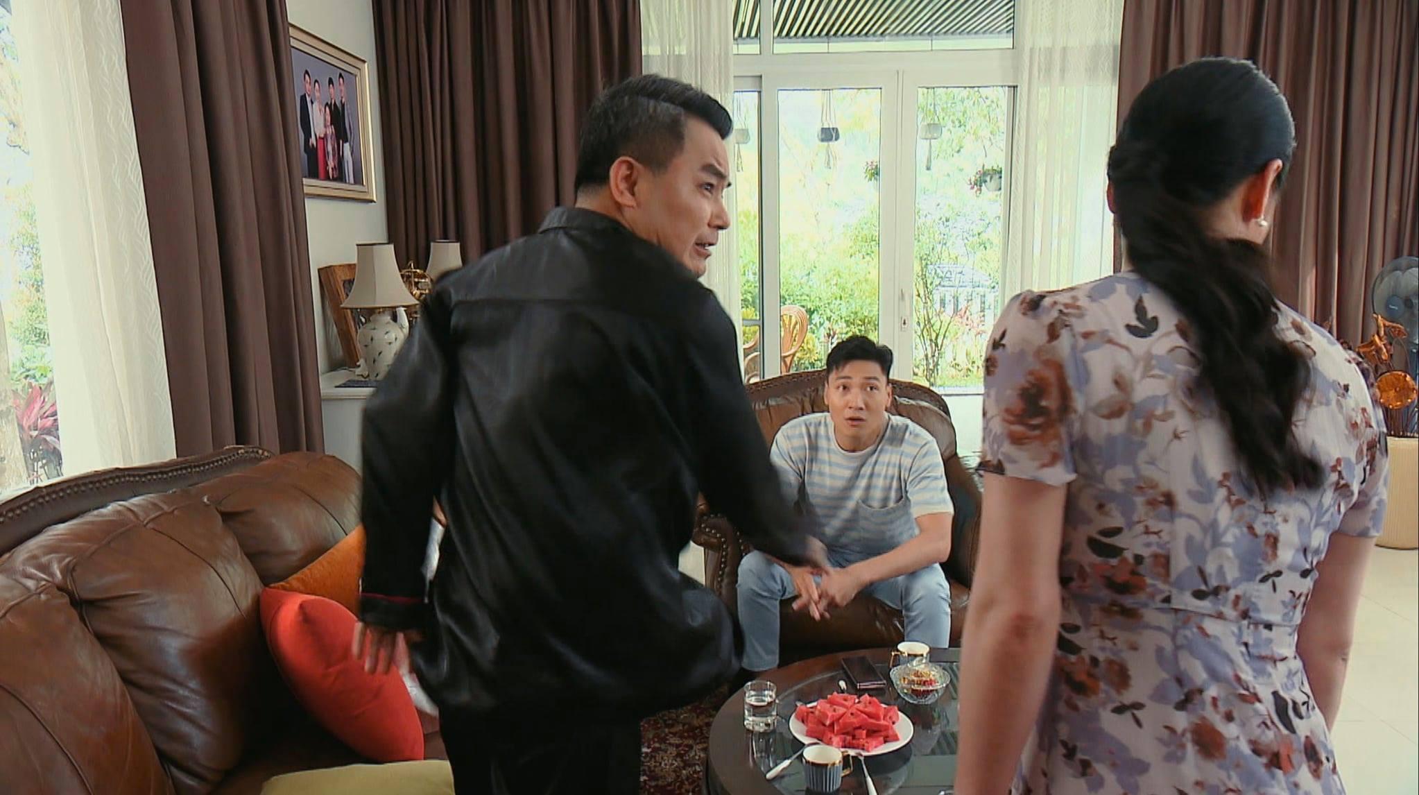 Quách Thu Phương lên tiếng về cảnh bạo lực gây tranh cãi trong 'Hương vị tình thân'