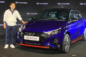Ra mắt hatchback Hyundai i20 N Line hiệu suất cao giá siêu rẻ