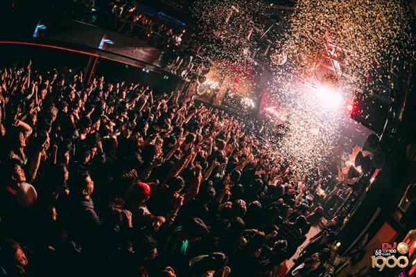 1900 lần thứ 2 lọt bảng xếp hạng Top 100 Clubs DJ Mag