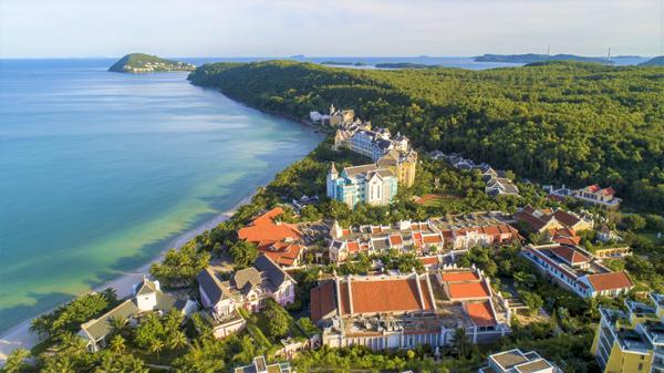 Đón chờ bùng nổ cảm xúc với tuyệt tác 'ngôi làng nhiệt đới' ở Nam Phú Quốc