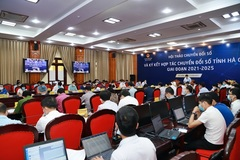 Đưa Hà Giang sớm trở thành tỉnh đi đầu về chuyển đổi số