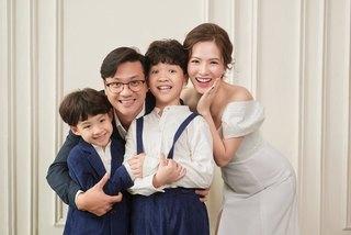 MC Đan Lê chia sẻ bí quyết để gia đình luôn vui vẻ trong mùa dịch