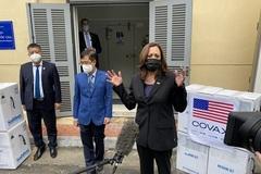 US hands over donated Pfizer vaccine to Vietnam