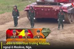 Ngày đấu kém may mắn của Kíp 2 đội Việt Nam tại Army Games 2021