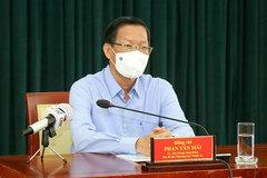 Ông Phan Văn Mãi: Phường nào để dân đói, trách nhiệm thuộc chủ tịch phường đó