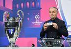 Bốc thăm C1: PSG đụng Man City, MU tái ngộ Villarreal