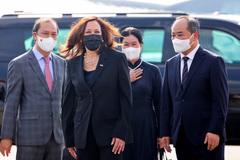 Phó Tổng thống Mỹ Kamala Harris kết thúc chuyến thăm Việt Nam