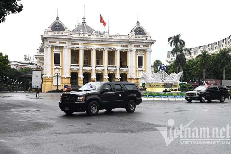 Ba ngày bận rộn của Phó Tổng thống Kamala Harris tại Việt Nam