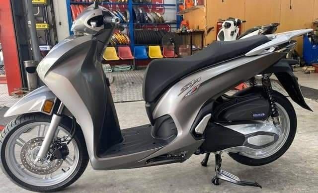 Honda SH 350i lắp ráp chưa mở bán, đại lý đã 'hét' giá chênh hơn 40 triệu đồng