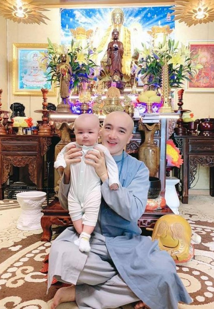 Vợ kín tiếng kém 12 tuổi của diễn viên Võ Hoài Nam