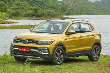 Xe SUV hạng trung Volkswagen Taigun giá quy đổi chỉ từ 322 triệu