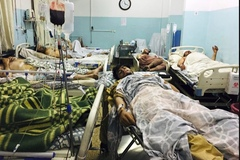 Tấn công đẫm máu ở Kabul, nhóm IS nhận trách nhiệm