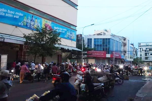 Năm ngày tới người dân TP Buôn Ma Thuột không được đi chợ