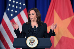Three busy days of US Vice President Kamala Harris in Vietnam