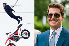 Tiết lộ cảnh phim điên rồ nhất của Tom Cruise