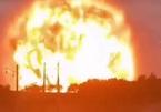 Video kho đạn nổ kinh hoàng ở Kazakhstan, hàng chục người nhập viện