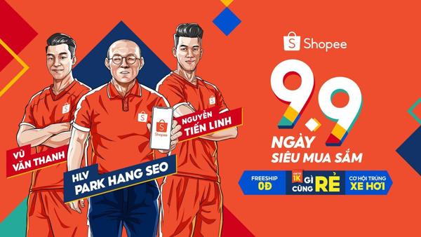 Shopee và ShopeePay tung chuỗi ưu đãi giải trí, mua sắm 'khủng'