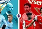 Xem trực tiếp Man City vs Arsenal ở đâu?