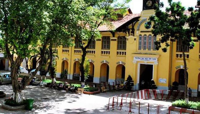 Điểm sàn Trường ĐH Sài Gòn năm 2021