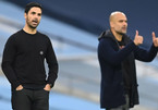 Arsenal đấu Man City: Pep Guardiola sẽ khiến Arteta mau 'bay ghế' hơn?