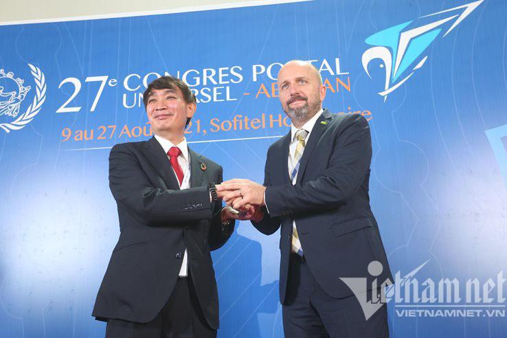 Việt Nam trúng cử vào Hội đồng Khai thác bưu chính thế giới nhiệm kỳ 2022-2025