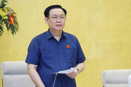 Ông Vương Đình Huệ: Đổi mới cách làm, nâng cao chất lượng giám sát của Quốc hội