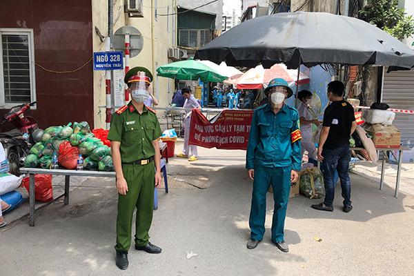 Hanoi Mayor orders closer inspection of high-risk zones
