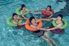 Hình ảnh hiếm về người Triều Tiên làm việc và vui chơi