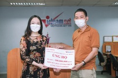 Công ty CP Đầu tư Lạc Hồng tiếp sức mùa dịch cùng VietNamNet