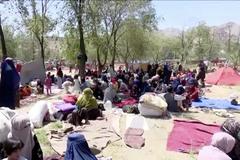 Thảm cảnh của dân tỉnh lẻ vạ vật lánh nạn ở thủ đô Afghanistan