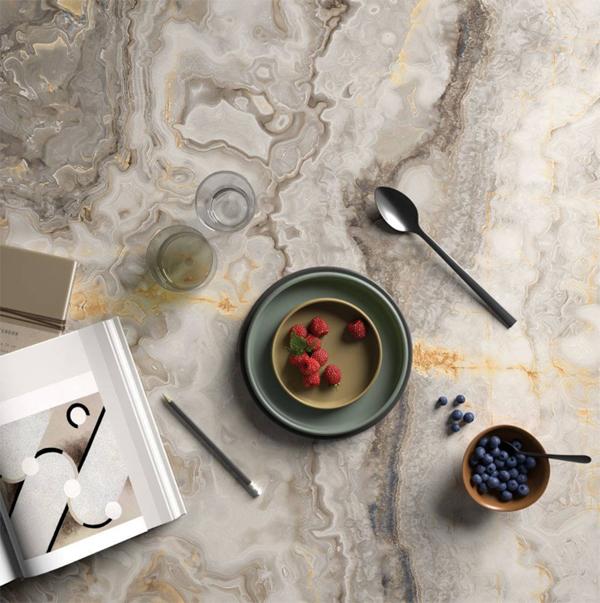 Những loại đá tự nhiên tạo nét sang trọng cho ngôi nhà hiện đại