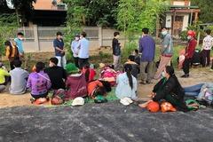Bình Thuận tổ chức đưa 65 người H'Mông về quê Nghệ An
