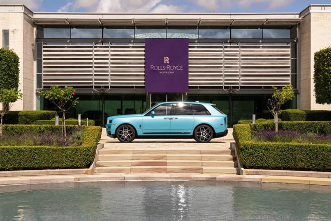 Ngắm bộ đôi Bespoke mới màu siêu độc của Rolls-Royce