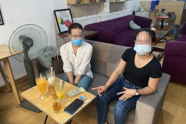 Hai nữ phóng viên bị bắt tại Bắc Ninh