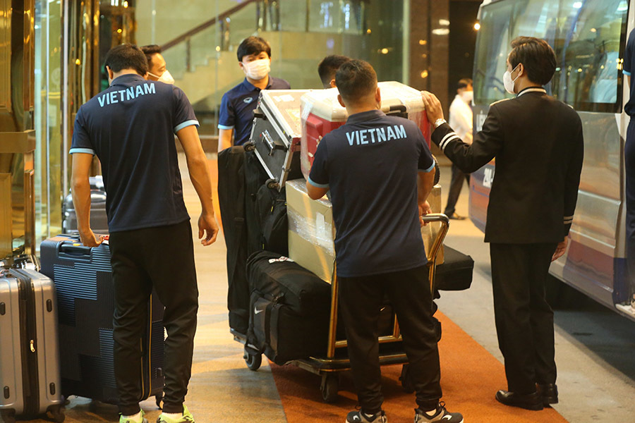 Tuyển Việt Nam sang Saudi Arabia, chủ nhà tiếp đón đặc biệt