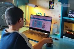 Học sinh Hà Nội học trực tuyến đến khi có thông báo mới