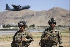Mỹ tấn công trả đũa IS tại Afghanistan