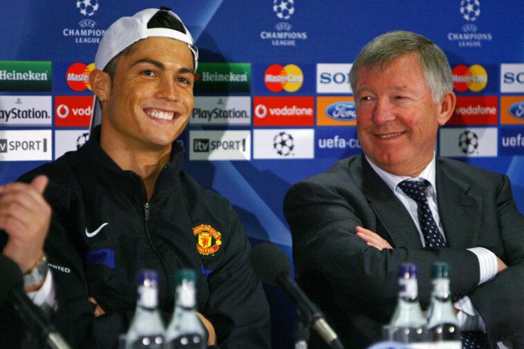 Sir Alex đã chặn Ronaldo đến Man City, trở lại MU như thế nào?