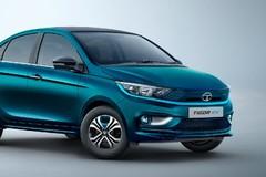 Xe điện giá siêu rẻ Tata Tigor EV sắp trình làng