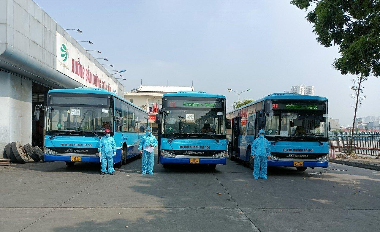 Hà Nội huy động hơn 2.000 phương tiện dự phòng phòng chống dịch