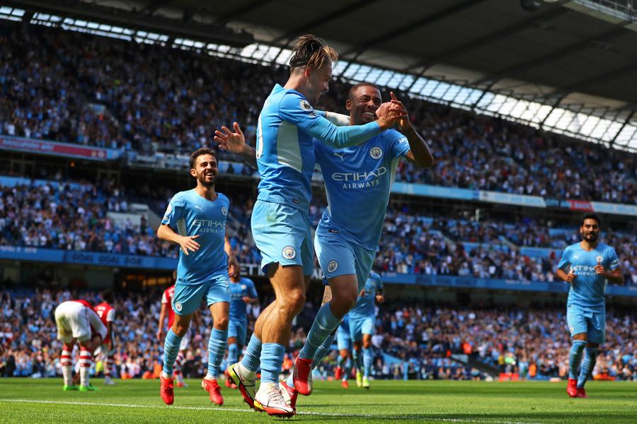 Man City thắng đậm Arsenal: Quá mạnh dù mua hụt Ronaldo