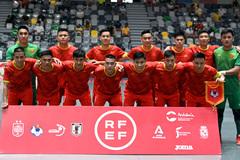 Futsal Việt Nam chốt danh sách dự World Cup