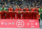 Futsal Việt Nam thua đậm đội bóng số 1 thế giới